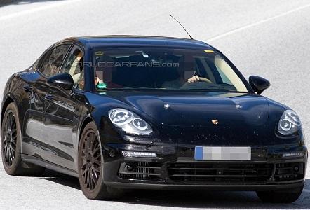Porsche Panamera E-Hyrbid