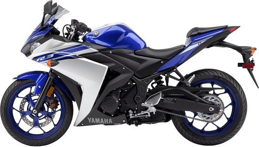 Yamaha YZF-R3 2016