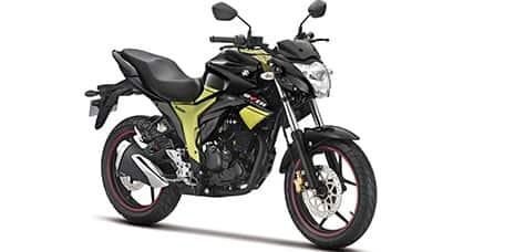 Suzuki Gixxer Fi